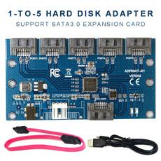 sataexpansioncard, satasplitter, motherboard, Adapter