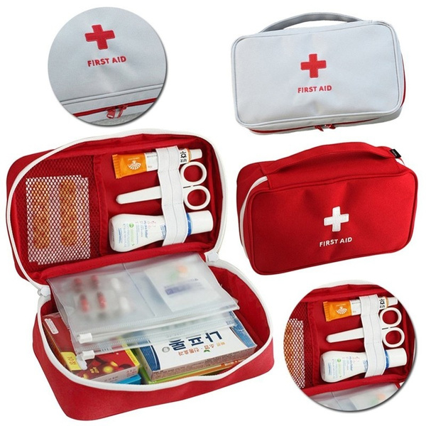 firstaidbag, Outdoor, redcrossfirstaidkit, homemedicalbag