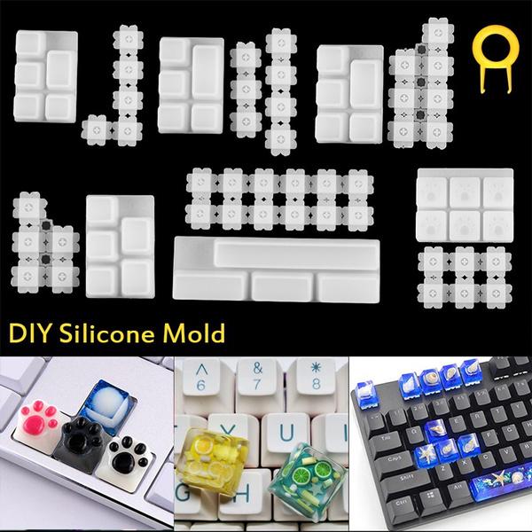 Cap, diykeyboard, Silicone, keycap