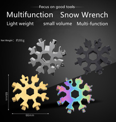 innerhexagon, Steel, multifunctionwrench, Stainless
