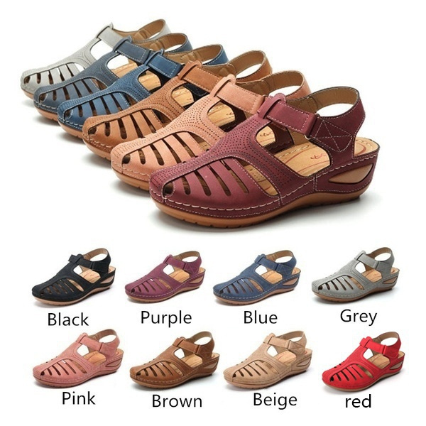 casual shoes, Summer, Sandals, Women Sandals