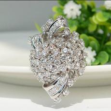 Sterling, Fashion Accessory, DIAMOND, 925 sterling silver