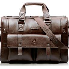 Capacity, Briefcase, business bag, Vintage