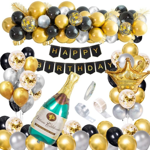 decoration, Jewelry, gold, Balloon