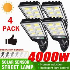 walllight, Lamp, solarsensorlight, Garden
