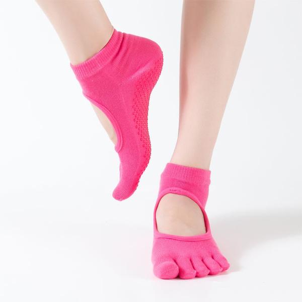 yogasock, Yoga, fivefinger, Socks