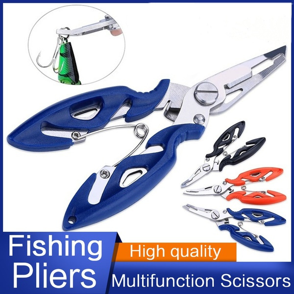 minimultifunction, Lures, linecutter, Pliers