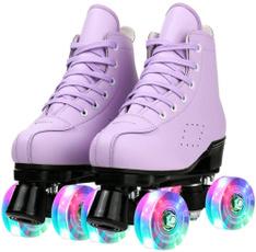 rollerskate, rollershoe, Fashion, purple