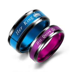 autolisted, Blues, Stainless Steel, King