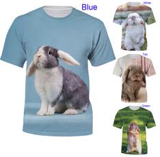 Mens T Shirt, Fashion, Animal, cute