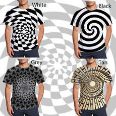 Mens T Shirt, Funny T Shirt, Black And White, unisex