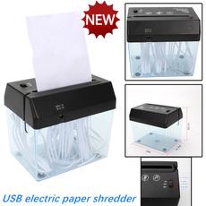 stripshreddermachine, electricpapershredder, papershredder, usb