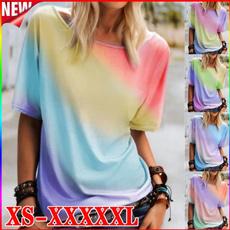 blouse, Summer, Plus size top, Fashion
