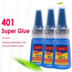 Adhesives, superglue, Bottle, selfadhesive
