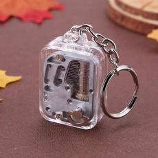 Box, Key Chain, musicbox, Jewelry