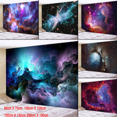 Decor, Wall Art, Colorful, Space
