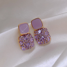 Hoop Earring, vintage earrings, Stud Earring, wedding earrings