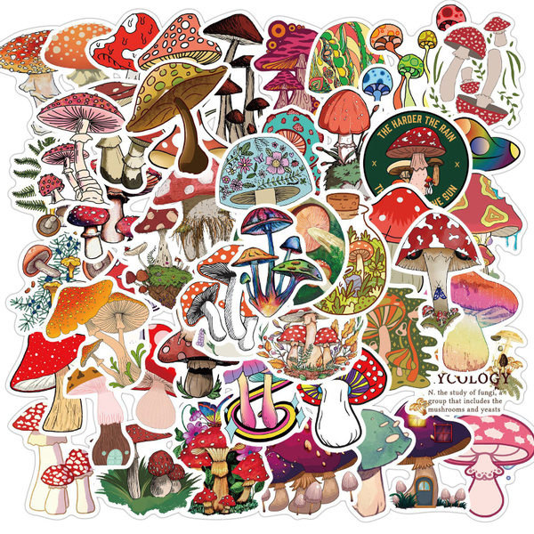 case, cute, diy, mushroomhouse
