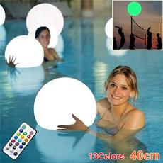 Summer, beachball, beachballlight, outdoorballlight
