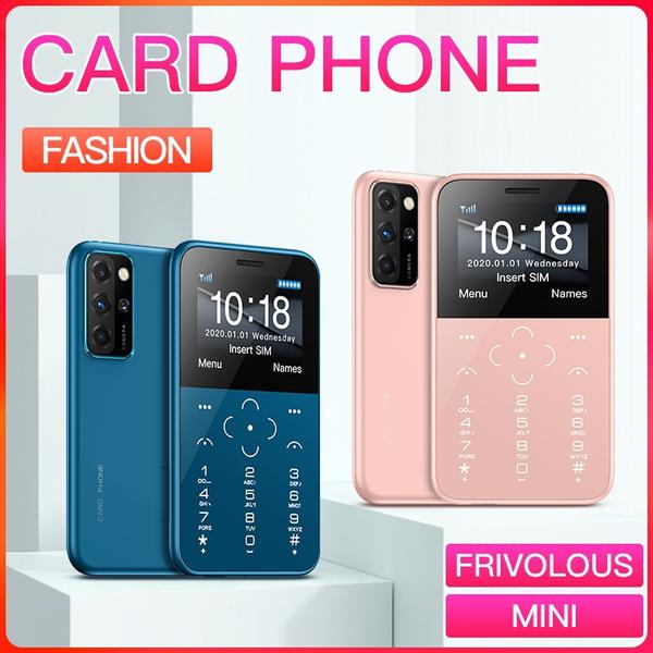 Flashlight, backupphone, cardphone, Mobile Phones
