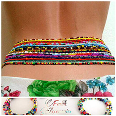 Summer, bikinijewelry, Jewelry, Colorful