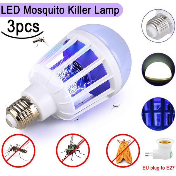 bugzapper, mosquitokillerbulb, led, Electric