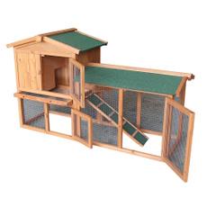 waterproofhutch, woodenhouse, hencage, Wooden