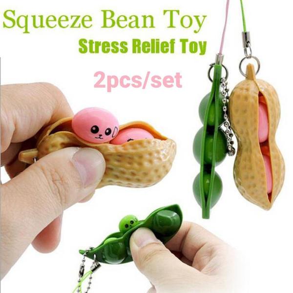 Toy, Key Chain, antistresssquishy, fidgettoy