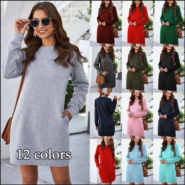 Mini, long sleeve dress, Sleeve, Long Sleeve
