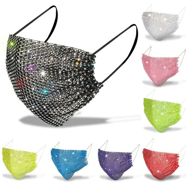 Fashion, dustmask, Jewelry, faceshield