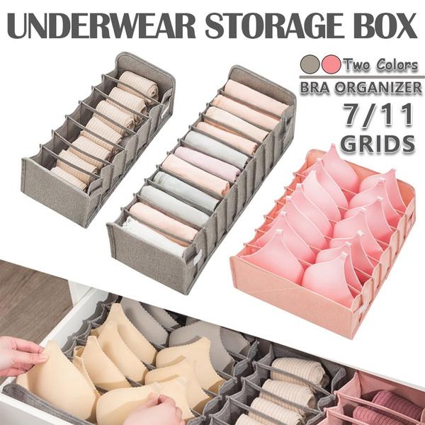 Box, drawerorganizer, Underwear, Closet