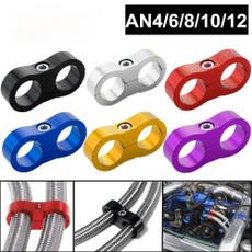 clamp, lineseparator, hoseseparatorbracket, Aluminum