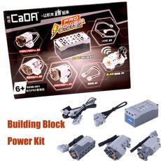powerfunctionsmotor, rcbuildingblock, Remote Controls, fortbuildingkit