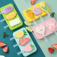 diyicecream, popsicle, Silicone, Household