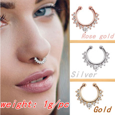 Jewelry, Gifts, Hoop, silver plated