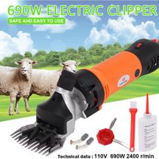 Sheep, petclipper, horse, Farm