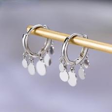 Sterling, Fashion, vintage earrings, Stud Earring