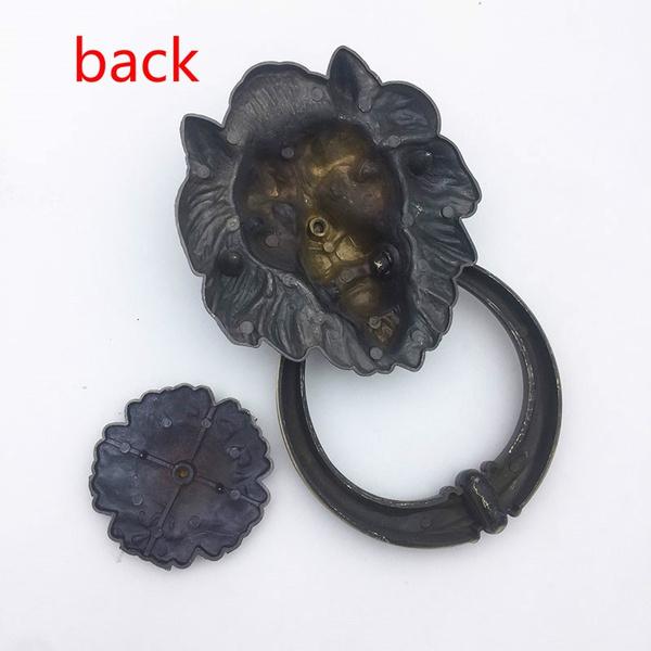 Antique, Large, Head, Handles