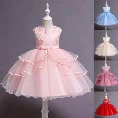 Summer, Fashion, kids clothes, Evening Dress
