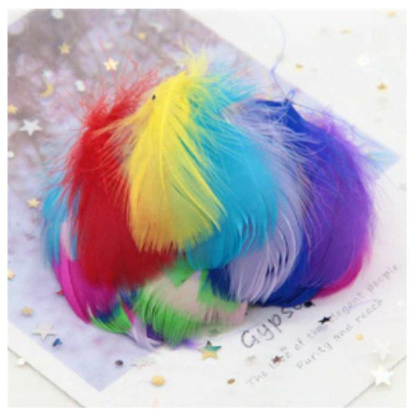 featherpendant, feathershape, Craft Kits, swan