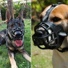 dogmask, antibiting, Silicone, adjustablemask