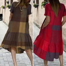 bohomiandres, Dress, short sleeves, holidaydres