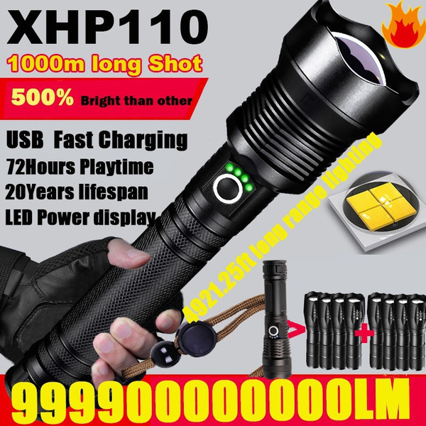 Flashlight, Batteries, led, Outdoor Sports