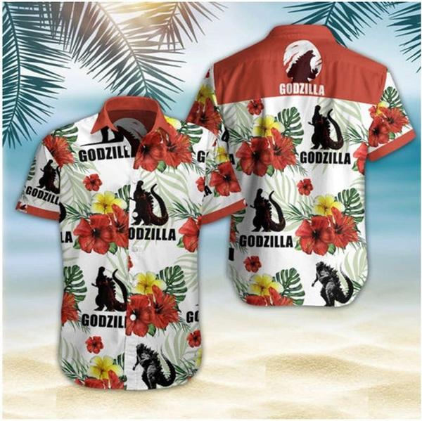 Summer, Polyester, Fashion, Shirt