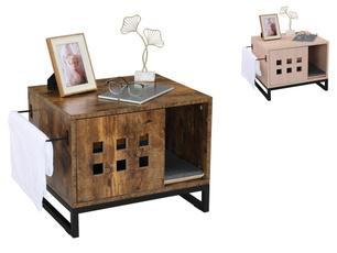 cathouse, Box, densityboardironpipe, homeindoor