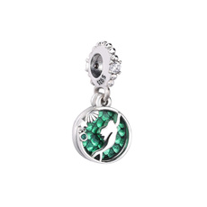 Sterling, Necklace, Pandora Beads, european