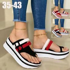 Summer, Flip Flops, Sandals, platformsandalsforwomen