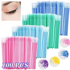Mini, eyelashbrush, Makeup Tools, cottonswab