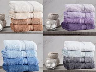 cottontowel, Blues, towelset, Towels