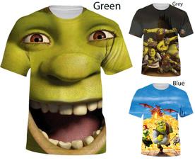 Mens T Shirt, Fashion, Shirt, 3dprinting